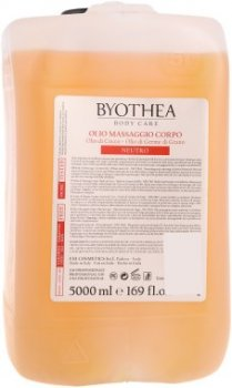 Масло для массажа нейтральное Byothea Neutral Oil Massage 1000 мл (8054377032029)