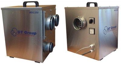 Адсорбційний осушувач повітря DT Group MDC450