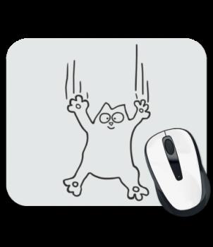 Коврик для мыши Simon's Cat