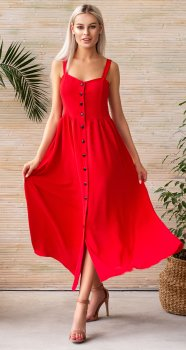 Сарафан Lilove 013-5 Красный
