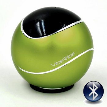 """Динамік Vibe-Tribe """"Orbit"""" зелений (WS0047)"""