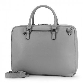 Дорожня сумка на коліщатках Wittchen 90-3P-601-88 сірий