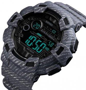 Чоловічий годинник Skmei 1472BOXGY Gray BOX