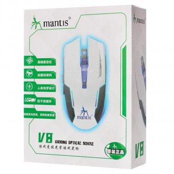 Мышь Axmart проводная игровая V8 Черный (GX4951611)