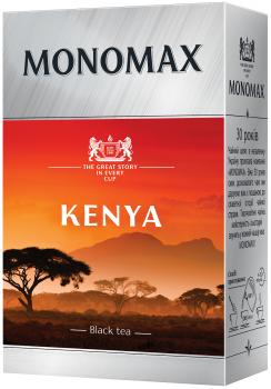 Упаковка чая Мономах черного кенийского Kenya 90 г х 2 шт (2000006781031)