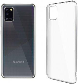 Панель GlobalCase TPU Extra Slim для Samsung Galaxy A31 Light (1283126501937)