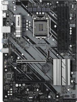 Материнська плата ASRock B460 Phantom Gaming 4 Socket 1200