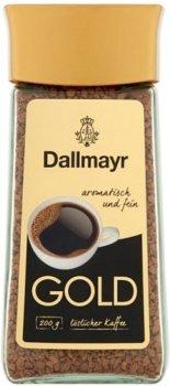 Кава розчинна Dallmayr Gold 200 г (4008167270508)