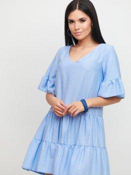 Платье Karree Райли P1823M5775 Голубое
