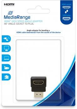 Переходник MediaRange HDMI 90 градусов (MRCS166)