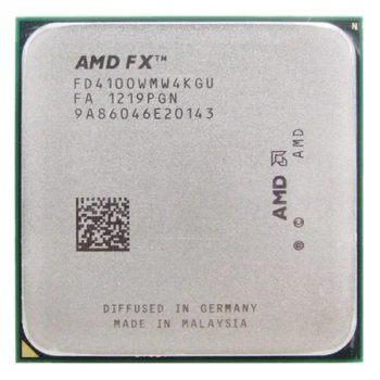 Процессор AMD FX-4100 3,6GHz AM3+ Б/У