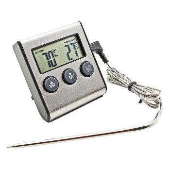 Термометр для мяса Kcasa TP-700 (0C до +250C) с таймером и магнитом (mdr_5293)