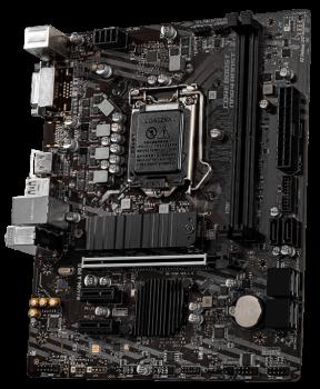 Материнская плата MSI B460M-A Pro (s1200, Intel B460, PCI-Ex16)