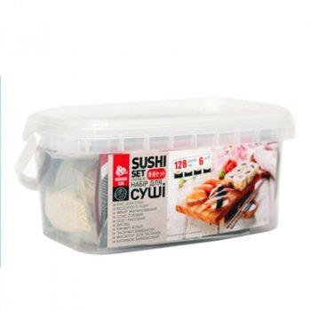 Набір Hokkaido Club для приготування суші (6 осіб) 1150г (4820172440598)
