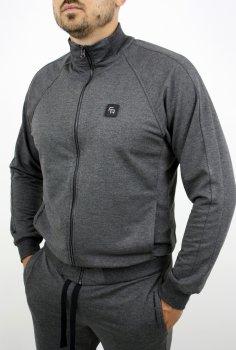 Спортивний костюм Free Agent new штани з манжетами Сірий