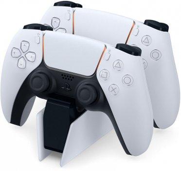 Зарядная станция для геймпада PlayStation 5 Dual Sense Charging Station для PS5