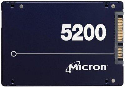 "Micron 5200 Max 960GB 2.5"" SATAIII 3D NAND TLC (MTFDDAK960TDN-1AT1ZABYY)"