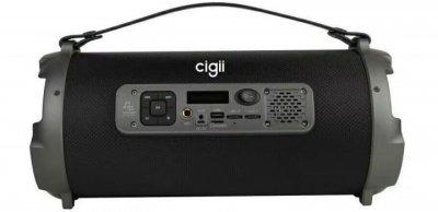 Портативная Bluetooth колонка Cigii K1202 Black