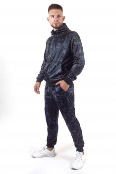 Спортивний костюм чоловічий Freever GF 8705 мілітарі (FRV)