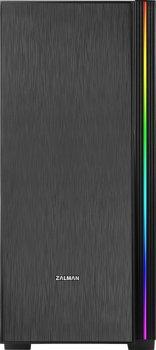 Корпус Zalman Z3 Neo ARGB Black Tempered Glass