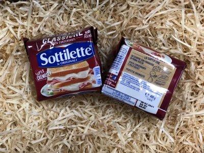 Сир тостерний Sottilette Classiche 400г