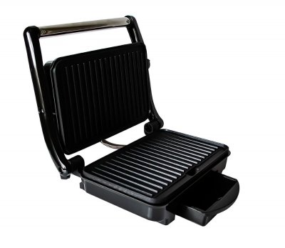 Гриль Wimpex WX-1065 1500 / Черный Серебристый