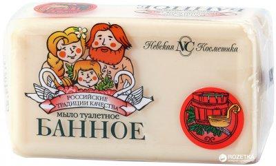 Упаковка мыла Невская Косметика Банного 140 г х 48 шт (14600697101900)