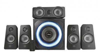 Акустична система Trust GXT 658 Tytan 5.1 Surround Speaker System(21738)