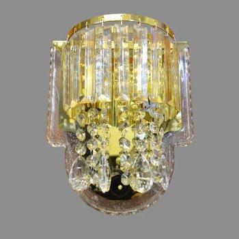 Кришталеве Бра Light House NM-15023 GD колір золото