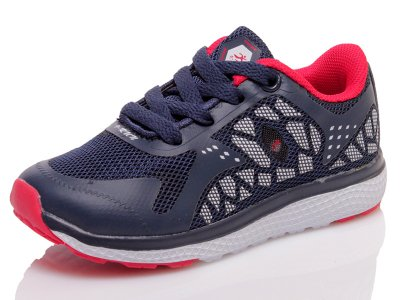 Кроссовки I-Run 3512b1 navy-red-ROZ
