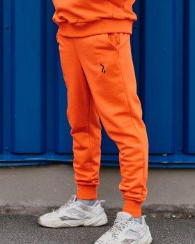 Спортивные штаны Over Drive Jog оранжевые