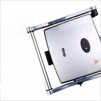 Електричний гриль DSP антипригарне покриття 1400 Вт