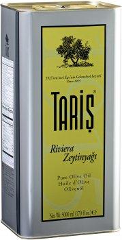Натуральноеоливковое масло Taris Ривьера 5 л (8690102405050)