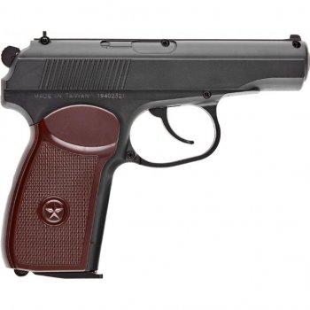 Пневматичний пістолет SAS Makarov SE кал. 4.5 мм (IBKCMD440AZB)