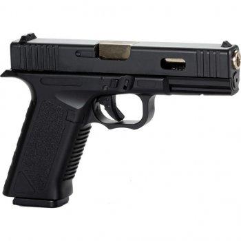 Пневматичний пістолет SAS G17 (Glock 17) Blowback (KMB-19AHN)