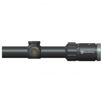 Оптичний приціл Nikko Stirling Boar Eater 1-4х24 з підсвічуванням (NSBE1424)