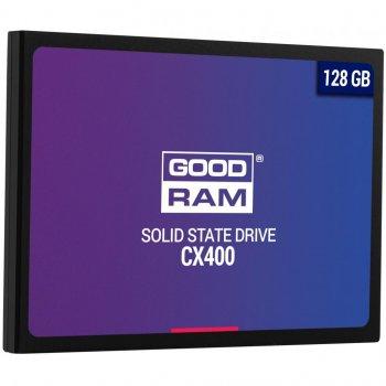 """Накопичувач SSD 2.5"""" 128GB GOODRAM (SSDPR-CX400-128)"""