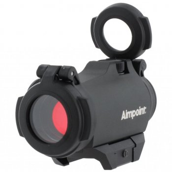 Оптичний приціл Aimpoint Micro H-2 2МОА. Blaser Saddle Mount QD (200187)