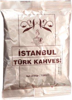 Кофе молотый Istanbul Турецкий 100 г (8697869460285)