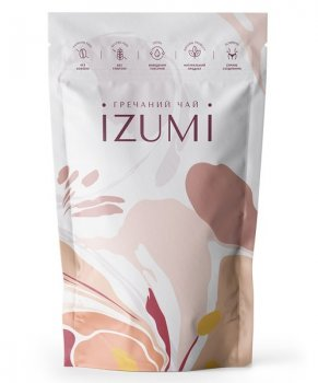 Чай Гречишный IZUMI гранулированный 100 грамм