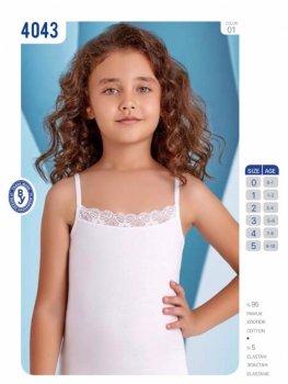 Майка для девочки Baykar 4043