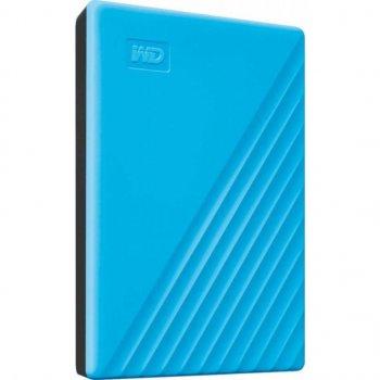"""Зовнішній жорсткий диск 2.5"""" 2TB Western Digital (WDBYVG0020BBL-WESN)"""