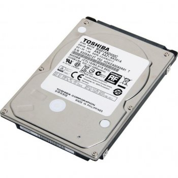 """Жорсткий диск для ноутбука 2.5"""" 320GB TOSHIBA (MQ01AAD032C)"""