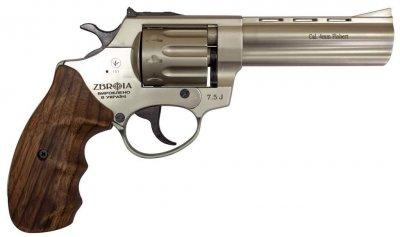 "Револьвер флобера Zbroia PROFI-4.5"" (сатин / дерево)"