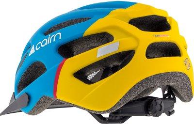 Велосипедний шолом Cairn Prism XTR Jr S (52/55 см) Azur (0300099-10-52)