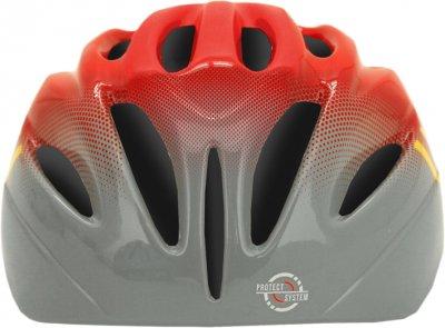 Велосипедний шолом Cairn Earthy Jr S (52/56 см) Red (0300139-06-52)