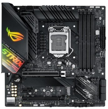 Материнська плата Asus ROG Strix Z490-G Gaming Socket 1200
