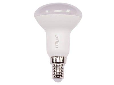 Світлодіодна лампа Luxel R50 7W 220V E14 (030-N 7W) 630 Lm