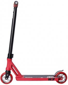 Самокат трюковий Hipe H7 Black/Red (800016)