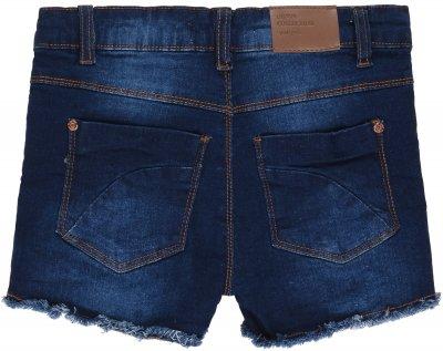Шорти джинсові Minoti 2Dnmshort 4 13424/13425/13426 Сині